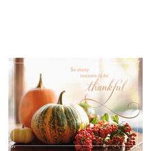 Thanksgiving cards business thanksgiving cards hallmark gourds berries colourmoves