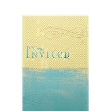 Artistic Invitation
