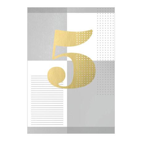 5-Year Anniversary