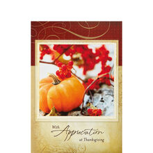 Thanksgiving cards business thanksgiving cards hallmark pumpkin berries photo colourmoves