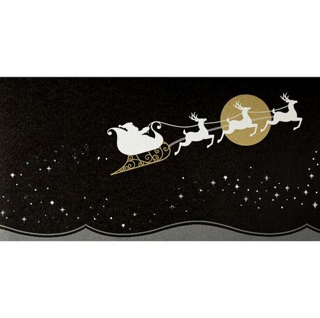 Santa & Sleigh