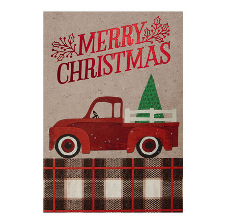 Little Red Truck for Christmas