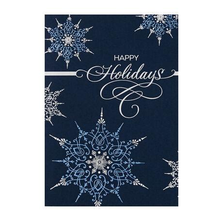 Elegant Snowflakes