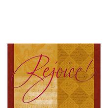 Rejoice! Lettering