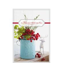 Berry Branch Bouquet
