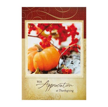 Pumpkin & Berries Photo