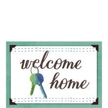 Welcome Home Keys Business New Home Hallmark Card