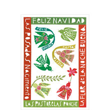 Feliz Navidad Spanish Business Hallmark Card