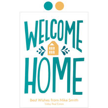 Welcome Home From Realtor Design Your Own Hallmark Card
