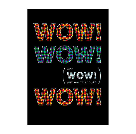 Triple wow appreciation cards hallmark business connections images reheart Choice Image