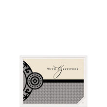 Ornate Thank You Note Card Pack