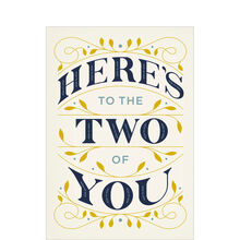 To the Two of You