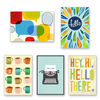 Assorted Conversation Cards for Customers and Prospects, 25 Pack