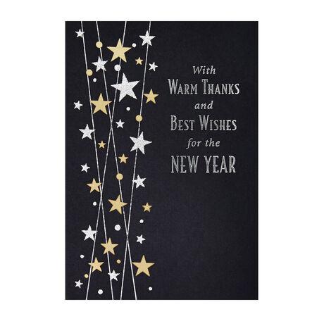 Star Garland New Year