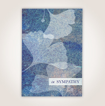 These nature themed sympathy cards from Hallmark will help you provide comfort during a difficult time—without using clichés.