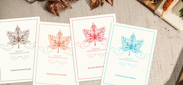 Hallmark Business Connections now offers Design Your Own greeting cards that truly represent your company.