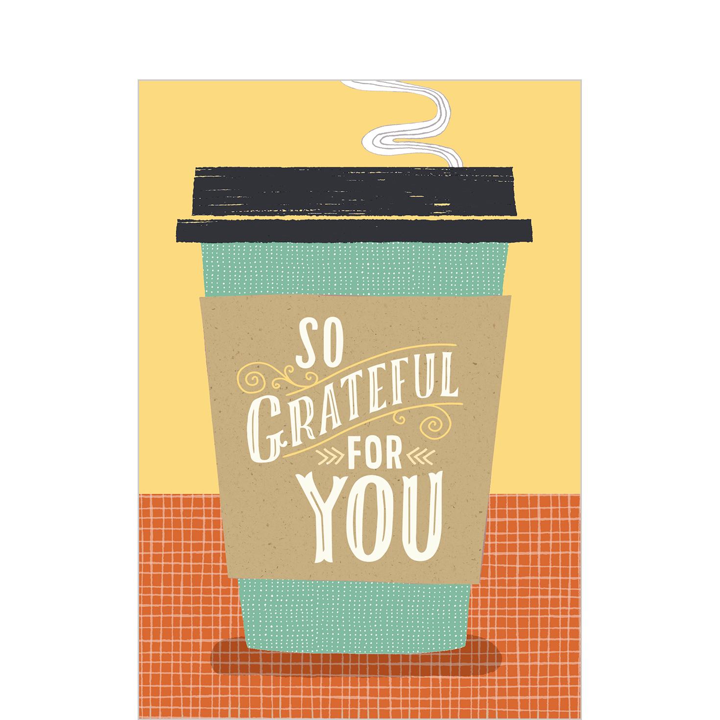Coffee cup- Employee Appreciation