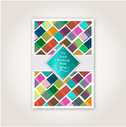 Colorful diamonds and foil help you tell them what a brilliant employee they are.