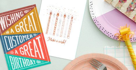 Shop Birthday Cards & Save with code BDAY2020