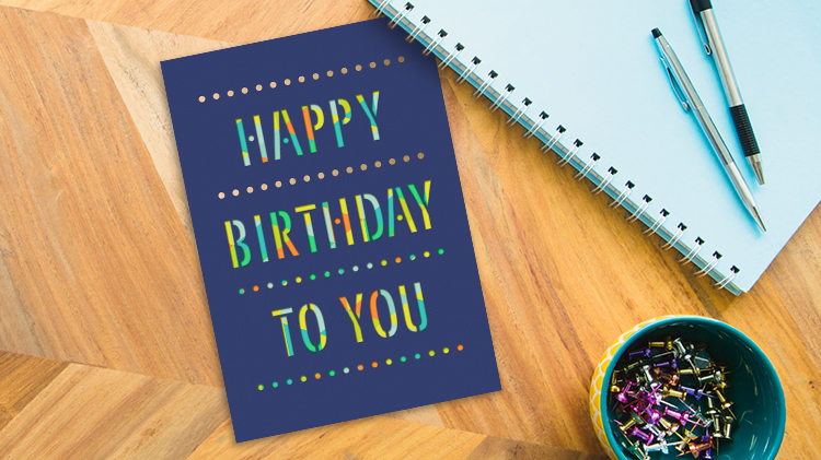 10 Creative Things To Say In A Birthday Card For Your Boss