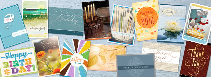 From birthdays to thank you cards, Hallmark Business Connections has every employee and customer celebration covered.