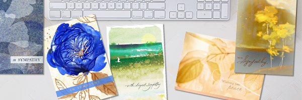 This assorted pack of 25 sympathy cards would help you always have a card on hand to connect at an impactful time.