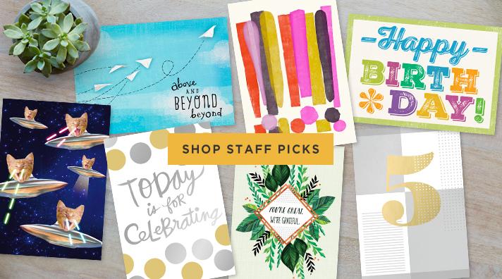 Shop our Staff Favorites