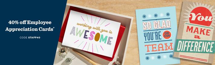 Shop Employee Appreciation Day
